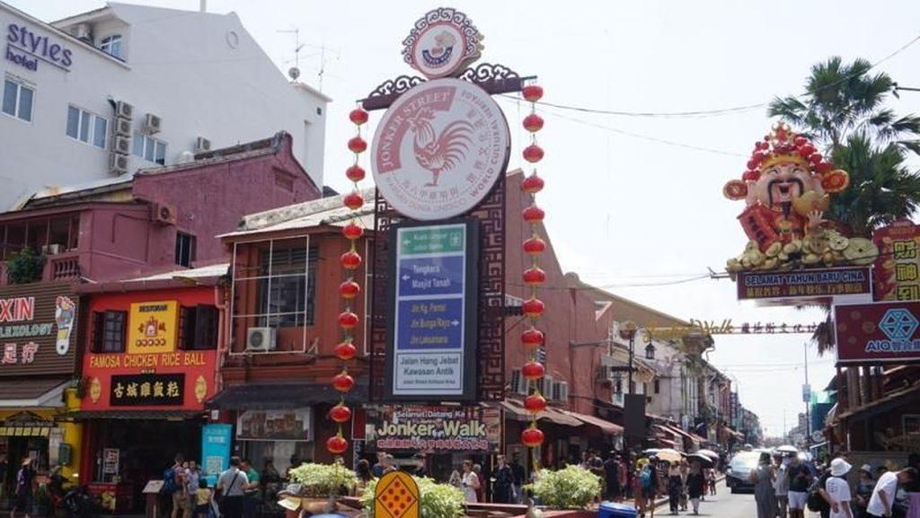 Tak Lengkap ke Melaka Bila Tak ke Jonker Street