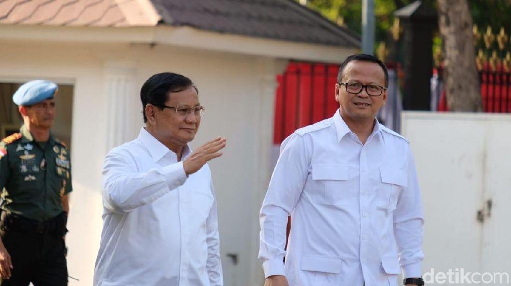 Dikabarkan Jadi Mentan, Begini Profil Edhy Prabowo