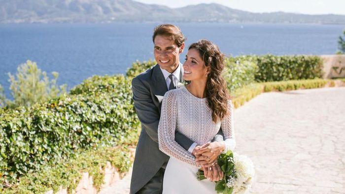 Rafael Nadal menikah (Foto: Rafael Nadal Foundation)
