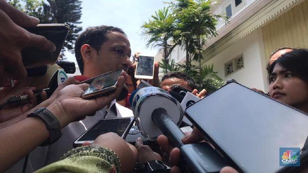 Mundur dari Gojek, Nadiem Makarim Ditawari Menteri Apa?