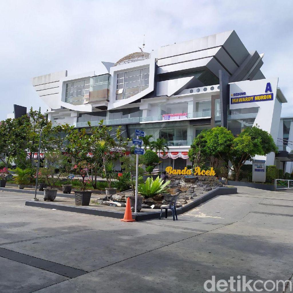 Pemkot Banda Aceh Bikin Mal Pelayanan Publik, Buat Paspor-Bayar Pajak di 1 Tempat