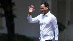 Dipanggil Jokowi ke Istana, Ini Profil Nadiem Makarim