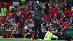 MU Vs Liverpool: Old Trafford Masih Angker untuk Klopp