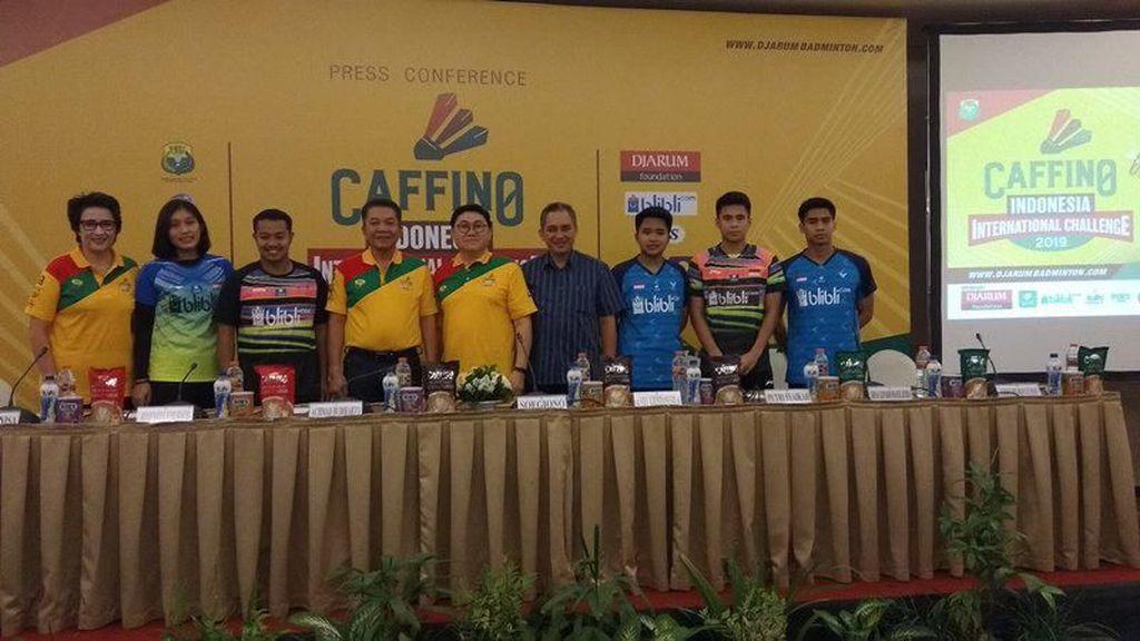 Magelang Tuan Rumah Indonesia International Challenge 2019