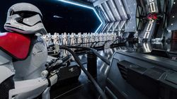 Wahana Baru Disney: Dikejar Kylo Ren-nya Star Wars