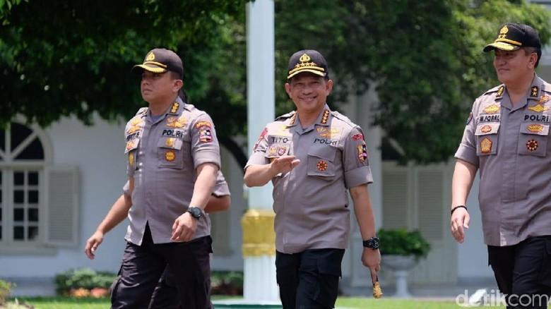Jenderal Tito Karnavian Bakal Jadi Menteri Apa?