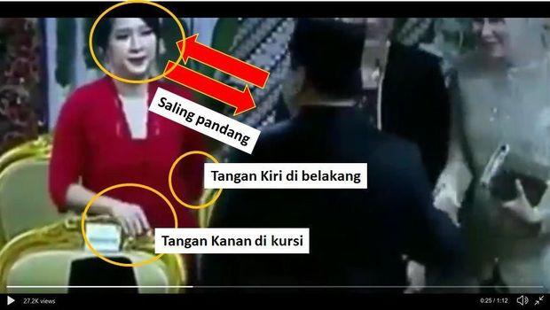 Analisis Gestur Soal Prabowo yang 'Mengabaikan' Grace Natalie