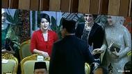 Viral! Mau Salaman, Grace Natalie Dicuekin Prabowo