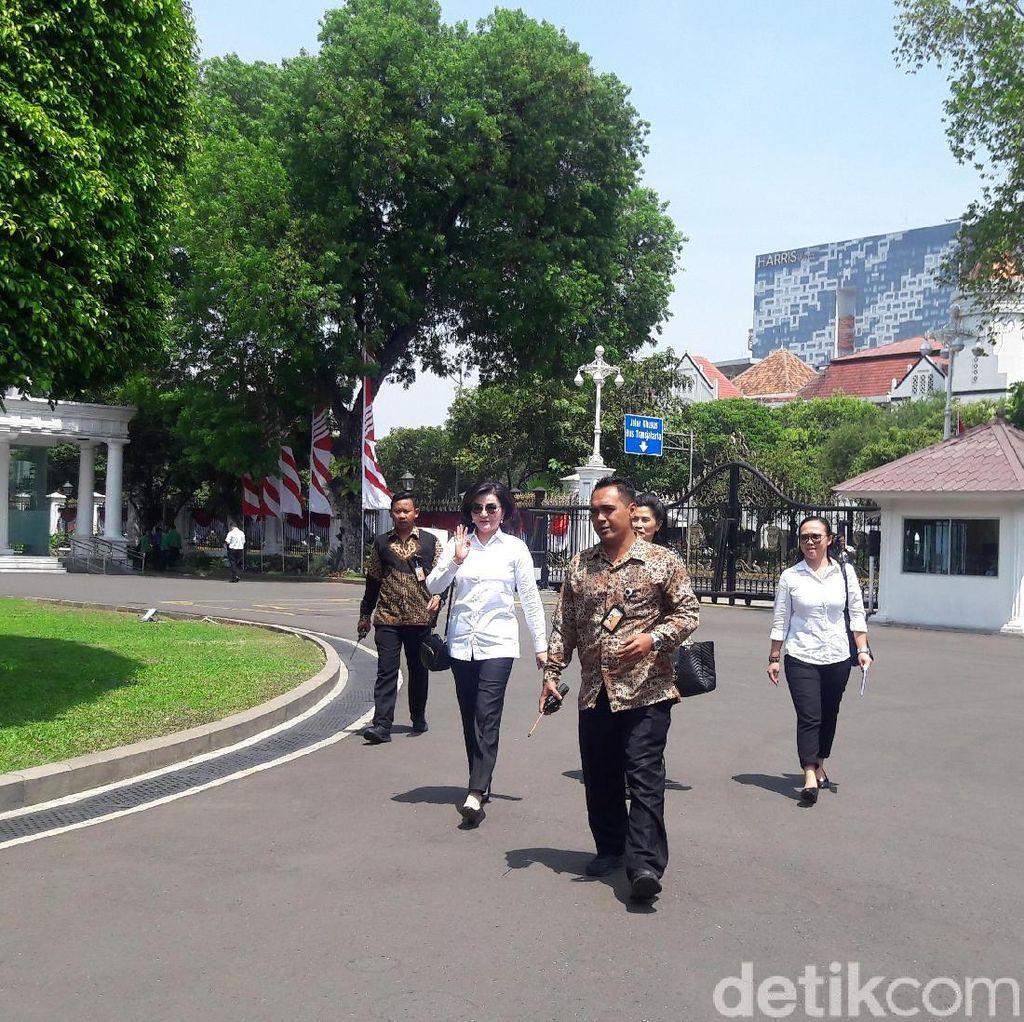 Giliran Bupati Minahasa Selatan Merapat ke Istana Jelang Pengumunan Kabinet