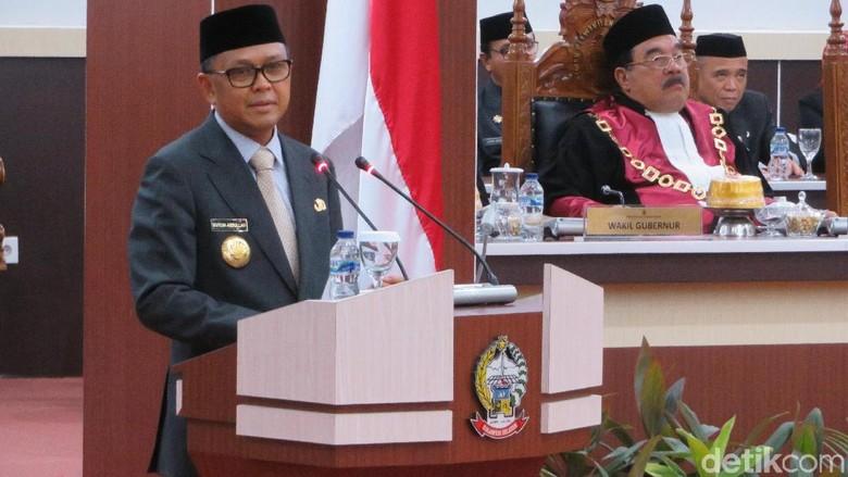 Andi Ina Jadi Ketua DPRD, Gubernur Sulsel: Tak Ada Dendam di Antara Kita