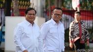 Soal Kursi Menteri untuk Gerindra, Prabowo: Yang Dipanggil 2
