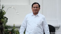 Prabowo Jadi Calon Menhan, Ini Respons Puan Maharani