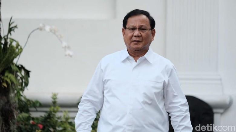 PAN Tak Kebayang Rapat di DPR Bareng Menhan Prabowo, Ini Respons Gerindra