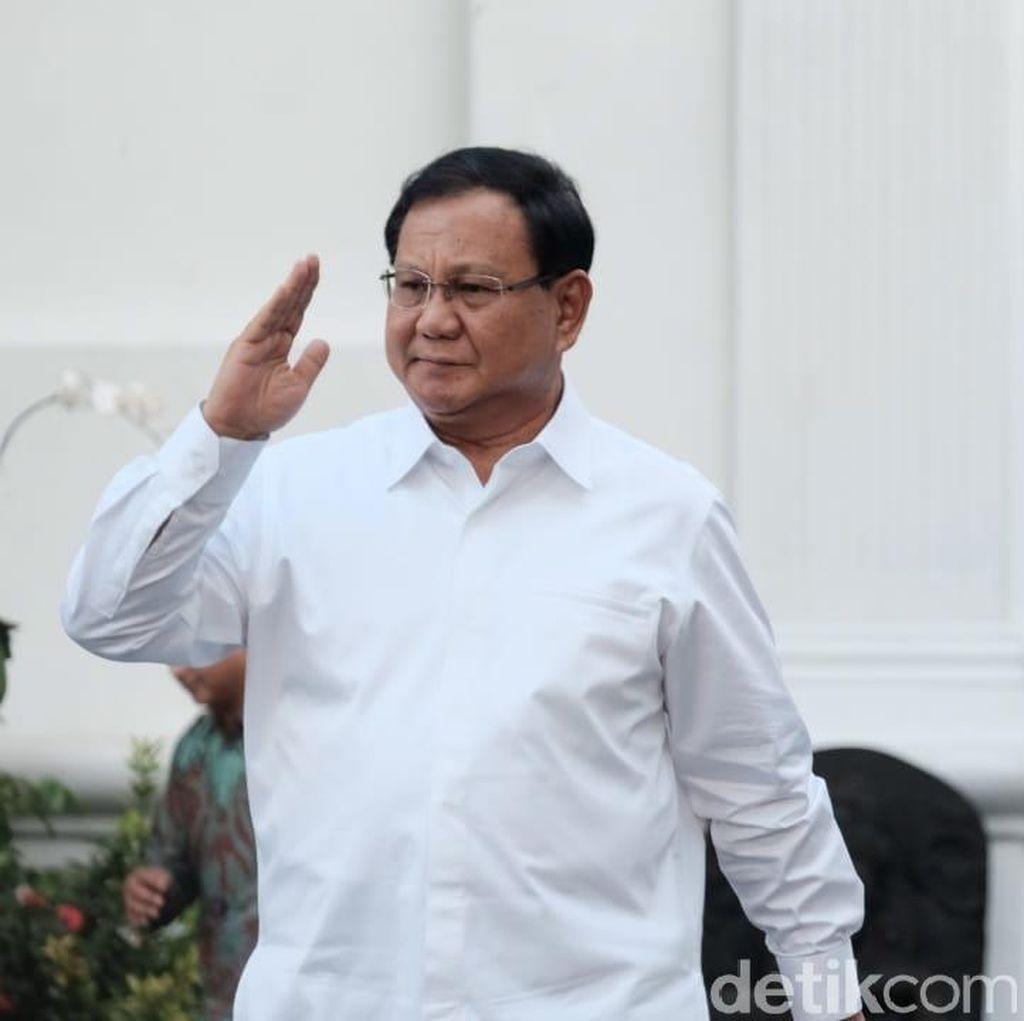 PPP Yakin Prabowo Tak Akan Tikung Jokowi