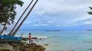 Cantiknya Pantai Yendidori di Biak