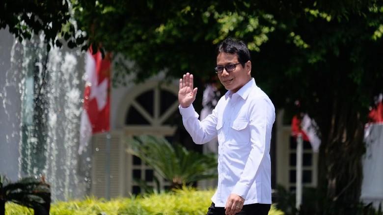 Wishnutama Akan Jadi Menteri Pariwisata? (Foto: Andhika Prasetia/detikcom).