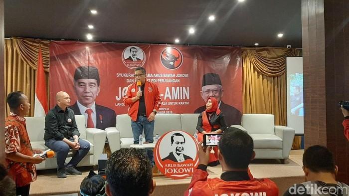 Sekjen PDIP Hasto Kristiyanto (Foto: Lisye/detikcom)