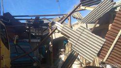 Angin Kencang Terjang Dieng, 70 Persen Rumah di Desa Ini Rusak