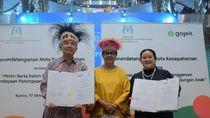 Wujudkan Layanan Ramah Anak & Perempuan, Gojek Dipuji Menteri PPPA