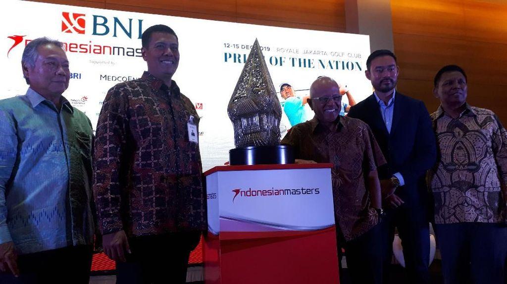 BNI Indonesian Masters 2019 Tanpa Justin Rose, Hadirkan Lebih Banyak Bintang Asia