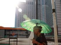 Suhu Bumi Makin Panas, Diprediksi Naik 1,5 Derajat Celcius Per Tahun