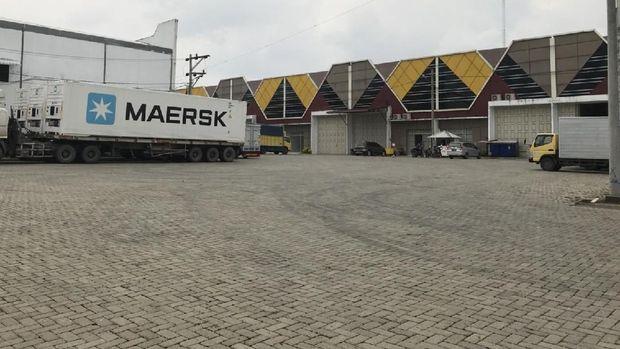 Pergudangan Mega Trans Center, Pusat Distribusi Terbesar di Medan