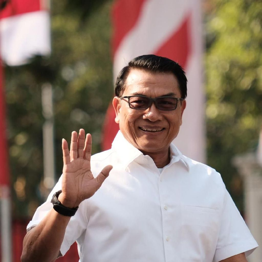Moeldoko Diminta Jokowi Kembali Jabat Kepala Staf Kepresidenan