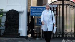Fachrul Razi-Ida Fauziyah Penuhi Panggilan Jokowi ke Istana