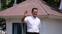 Ngobrol Kemiskinan-Bencana dengan Jokowi, Juliari Batubara Jadi Mensos?