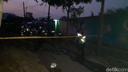 Area Kebakaran Pipa Pertamina Digaris Polisi, Warga Dilarang Mendekat