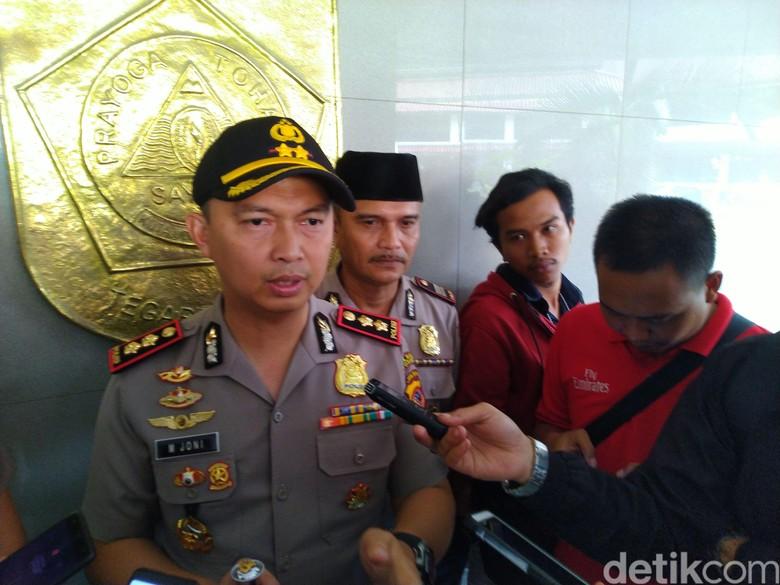 Polisi Temukan Bekas Benturan di Kepala Mayat Dalam Koper Bogor