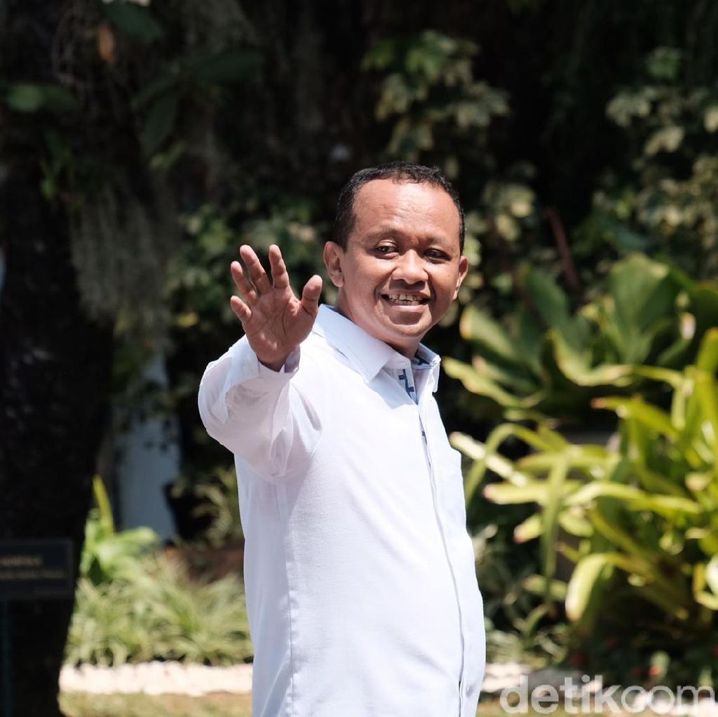 Jatuh Bangun Bahlil Lahadalia, Sopir Angkot yang Mau Jadi Menteri