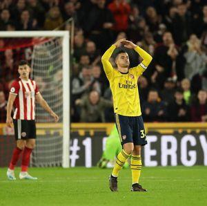 Kandang Sheffield Masih Angker untuk Arsenal