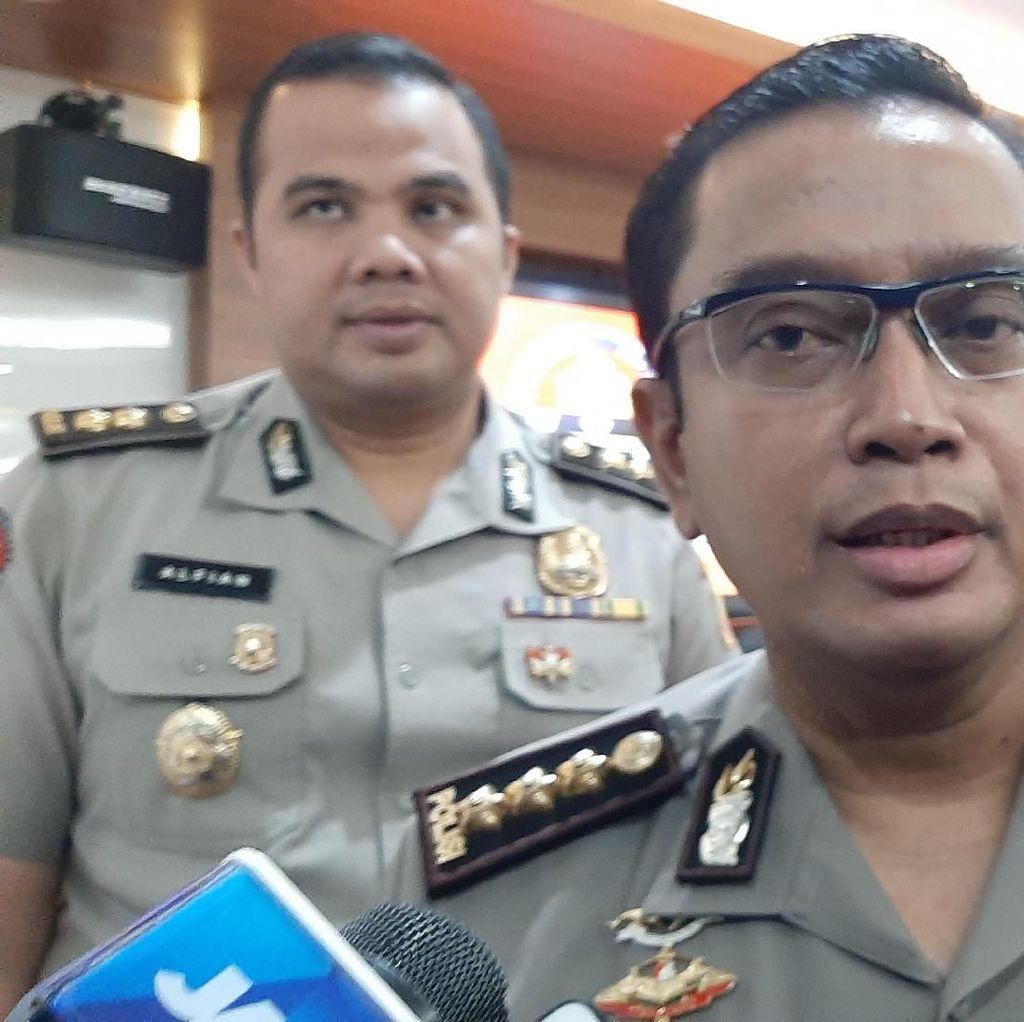 Polri Tunggu Jokowi soal Pengganti Tito yang Diberhentikan dari Kapolri