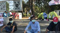 Bikin Aksi Tutup Mulut, Aktivis 98 Tolak Prabowo di Kabinet Jokowi