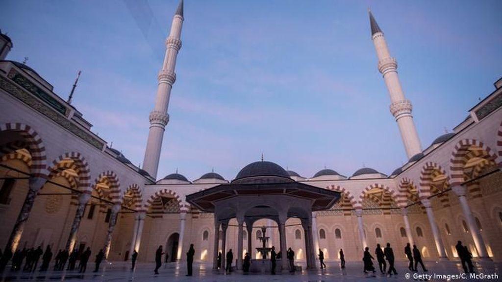 Mengenal Masjid Camlica, Masjid Terbesar di Turki