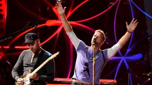 Coldplay Bakal Rilis Album dan Video Musik Baru Bersamaan