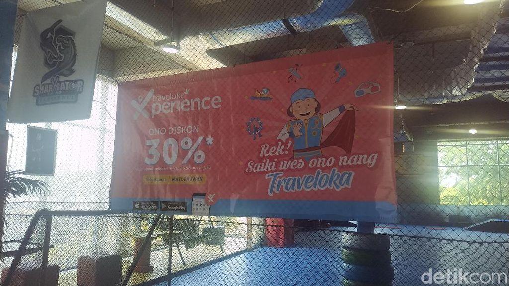 Cara Traveloka Dorong Bisnis Pariwisata di Jawa Timur