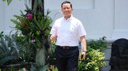 Mantan Ketua IMI yang Akan Masuk Kabinet Jokowi