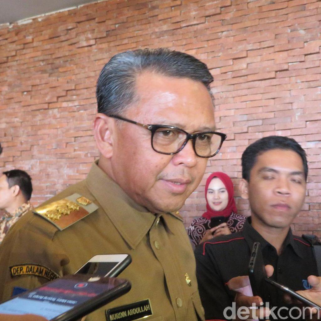 Gubernur Sulsel Doakan Syahrul Yasin Limpo yang Merapat ke Istana