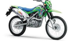 Kawasaki KLX150L Punya Baju Baru, Makin Unik dengan Kelir Klasik