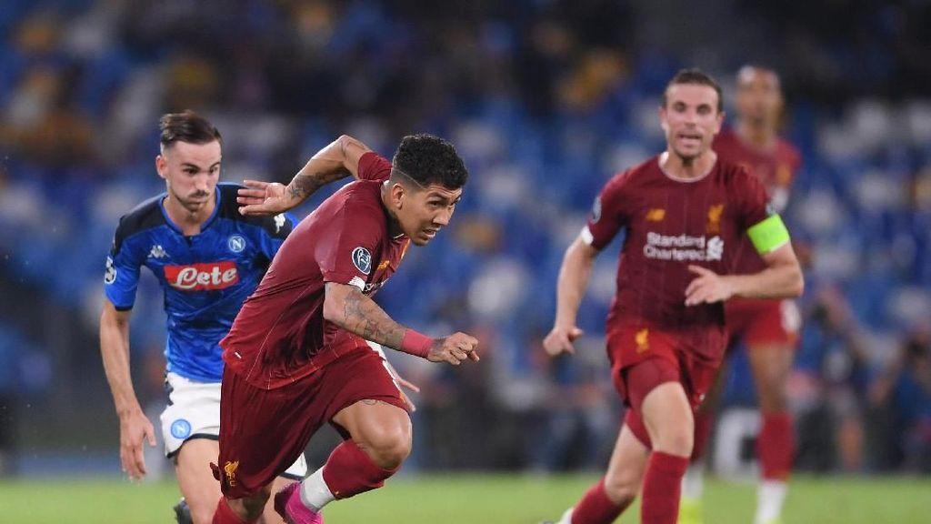 Liverpool Melawan Buruknya Rekor Tandang di Eropa