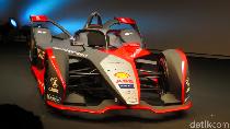 Nissan Luncurkan Mobil Formula E Bertema Kimono