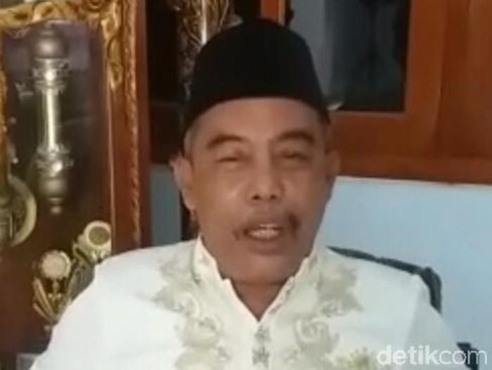 Ketua MWC NU Tugu, Suratno (Foto: Adhar Muttaqin)