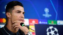 Juventus Vs Lokomotiv: Ronaldo Memburu Rekor