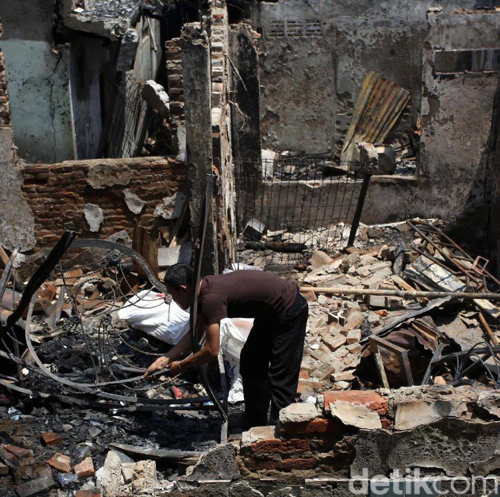 Tak Ada Anggaran, Walkot Jaktim Akan Renovasi Rumah Korban Kebakaran Lewat CSR