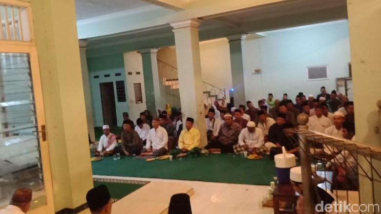Istighasah di Hari Santri, Kiai Kota Mojokerto Doakan Pemerintahan Jokowi