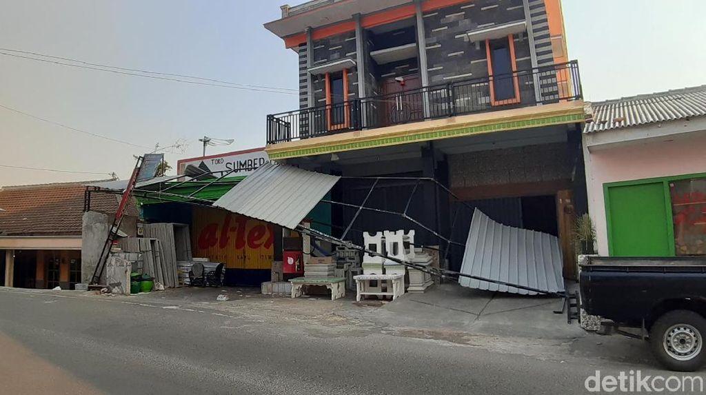 Kota Batu Pernah Diterjang Angin Kencang Tahun 2014 Silam