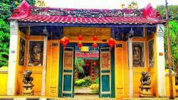 Fakta-Fakta Menarik Rumah Tjong A Fie, Medan