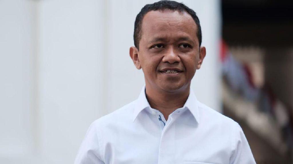 Jadi Calon Menteri, Bahlil: Sebagai Anak Kampung Merasa Terhormat